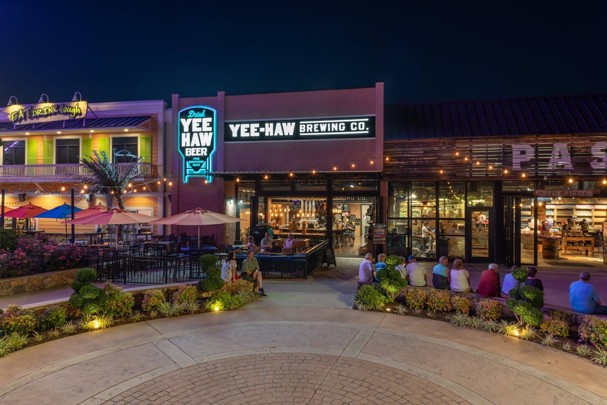 Yee-Haw Brewing Co, Pigeon Forge, TN
